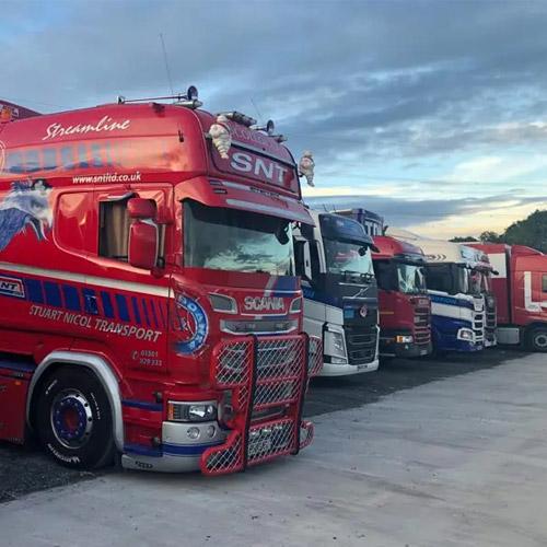 Newport Truck Park